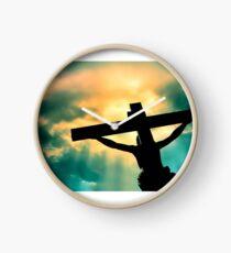 Jesus Christ Clock