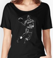 MJ Women's Relaxed Fit T-Shirt