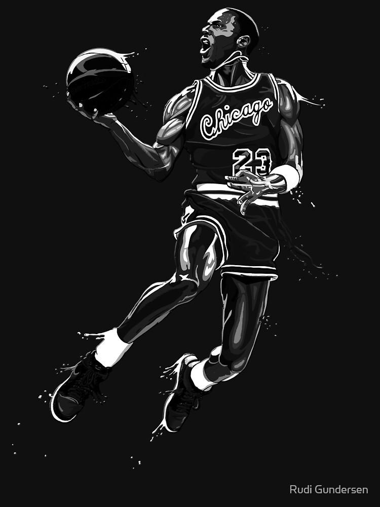 MJ by rudigundersen