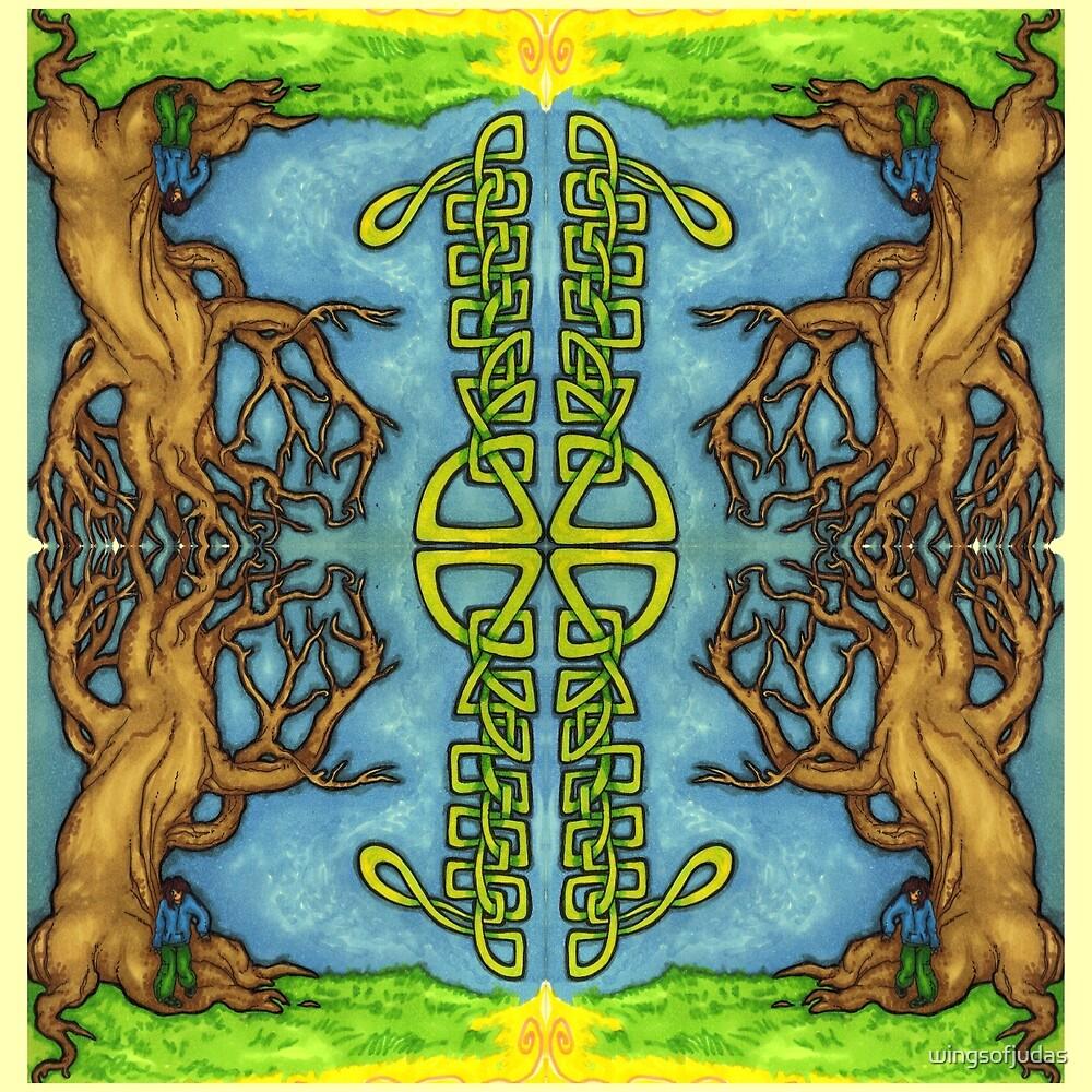 Trees & Knots by wingsofjudas