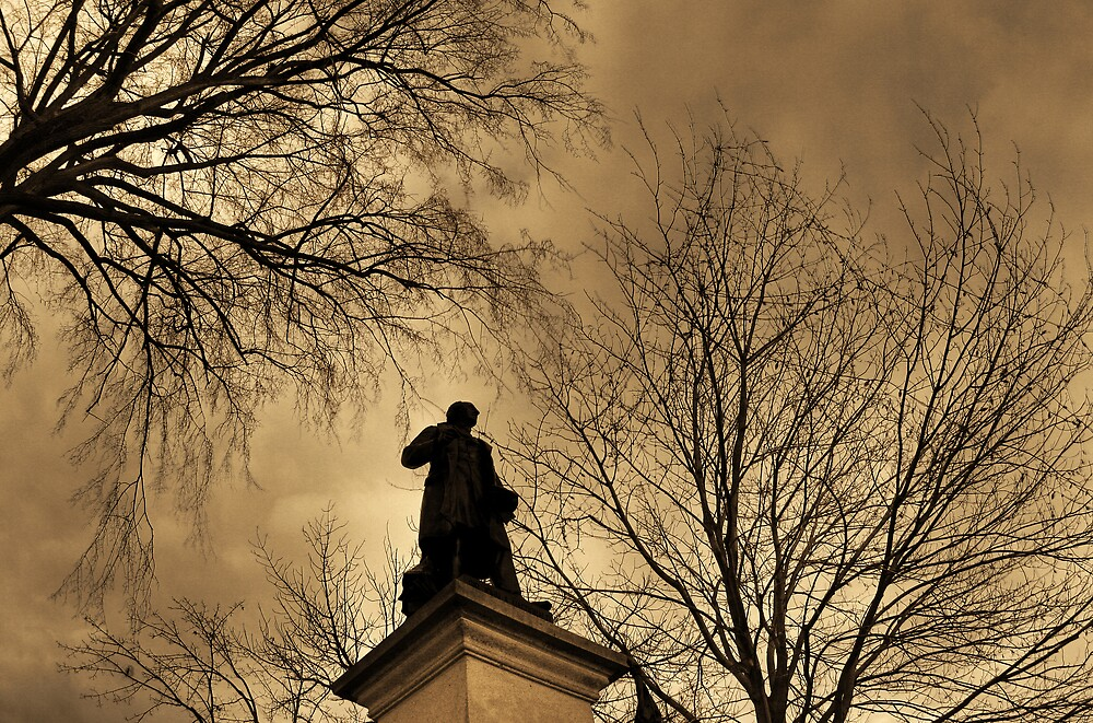 Darkness Above by John Heil