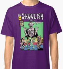 GHOULISH TALES COMIC - GHOULIES GO TO COLLEGE Classic T-Shirt