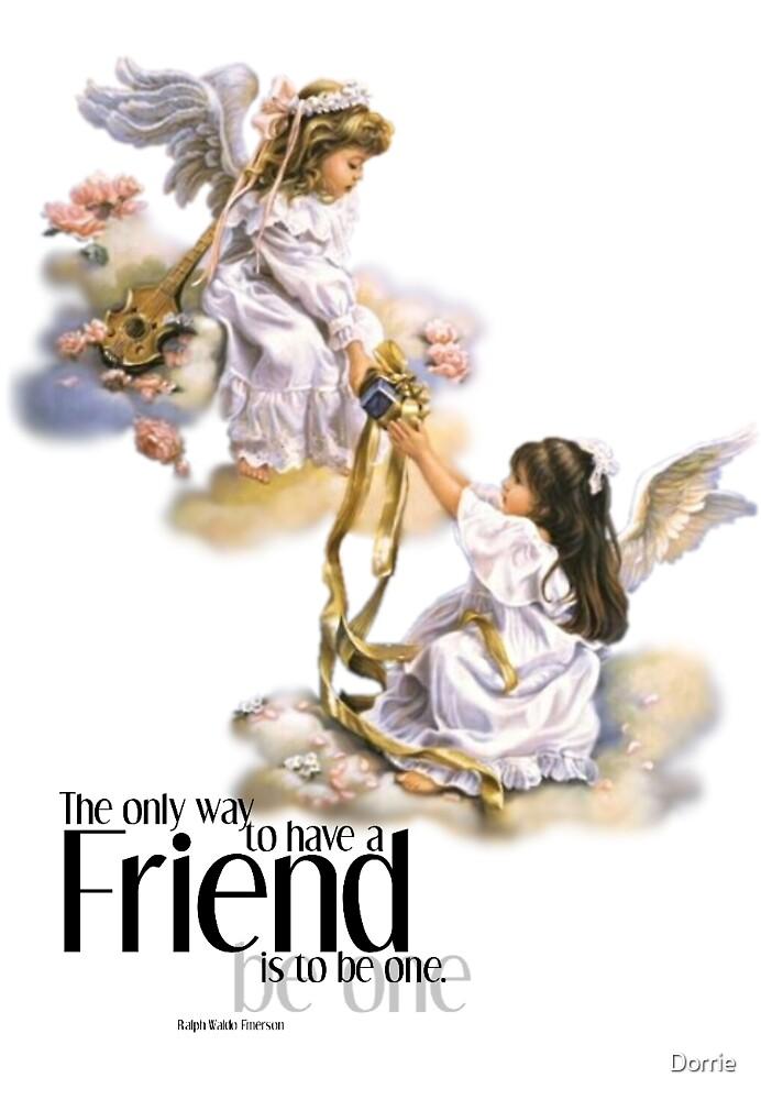 Angel Friends by Dorrie