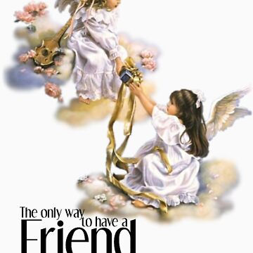 Angel Friends by Dorrie