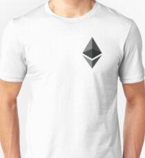 ethereum icon pocket Unisex T-Shirt