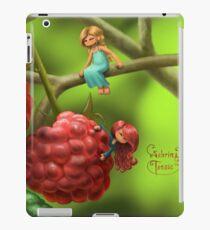 Raspberry iPad Case/Skin