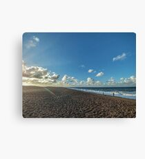 """Salthouse Beach"" Canvas Print"