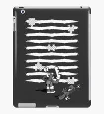 Banjo-Kazooie Puzzle Stripes iPad Case/Skin