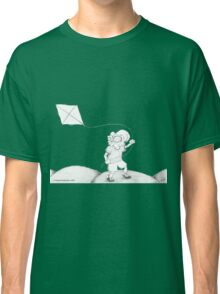 Windy Day Classic T-Shirt
