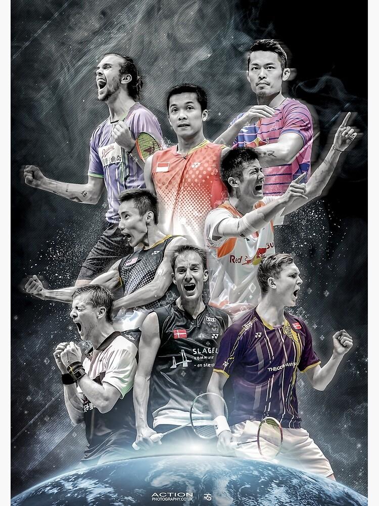 Badminton Legends Edit by RobSpink