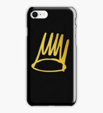 sinner gold iPhone Case/Skin