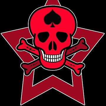 Red Skull by RubyFox