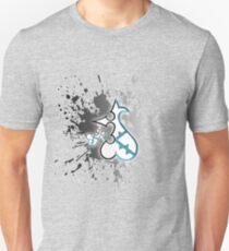 Kingdom Hearts - Nobody Heartless Emblem Unisex T-Shirt