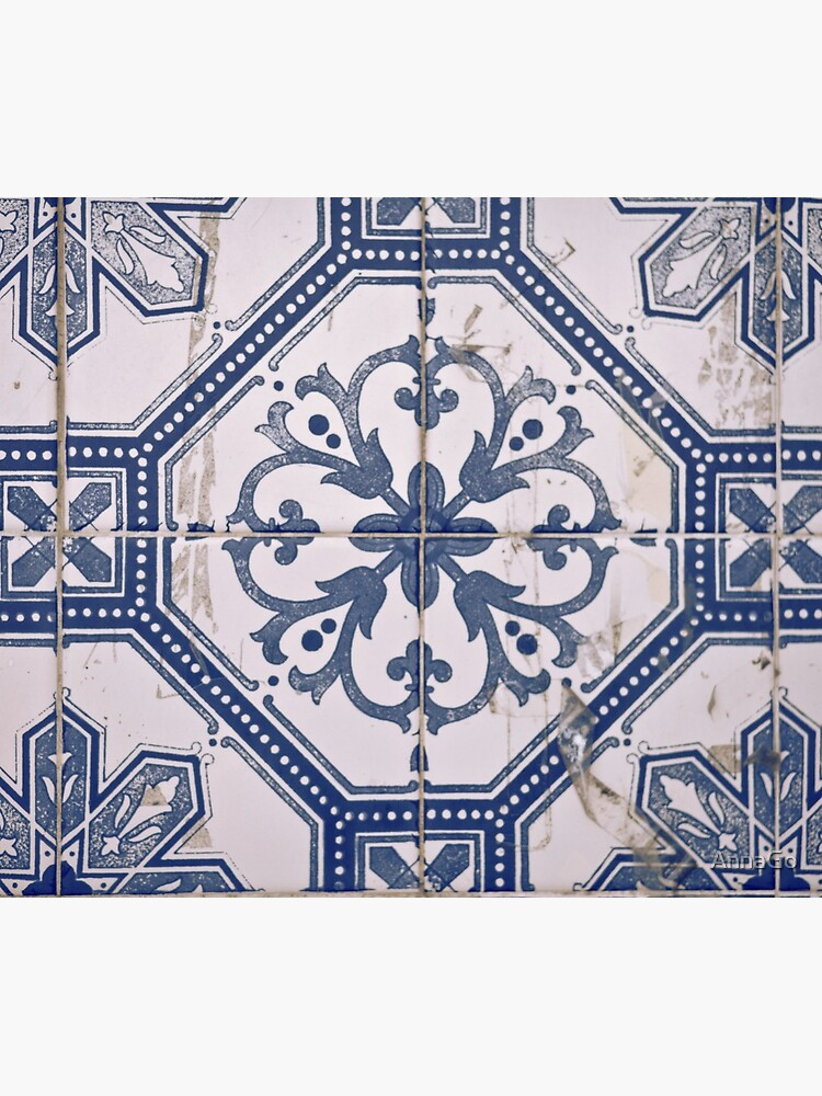 azulejos tiles by AnnaGo