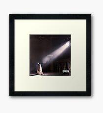 Kendrick Lamar - Humble Framed Print