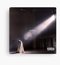 Kendrick Lamar - Humble Canvas Print