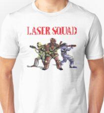 Gaming [C64] - Laser Squad T-Shirt