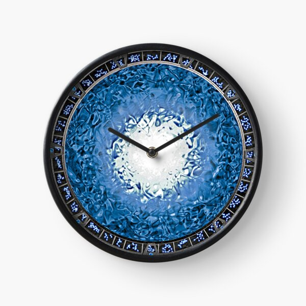 Porthole to another dimension... Clock
