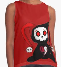 Sweethearts- Quinn Bunny Contrast Tank