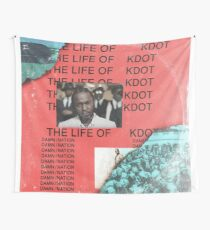 The Life of KDOT Wall Tapestry