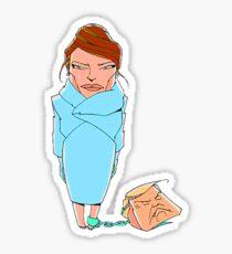 The Prison of Melanie Sticker