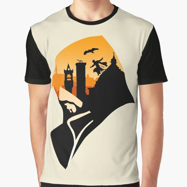 Sunset in Florence (1476) Graphic T-Shirt