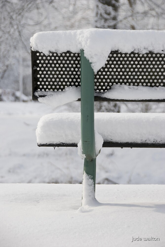 cold seat by jude walton