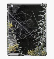 I Drowned in a Dark Mirror  iPad Case/Skin