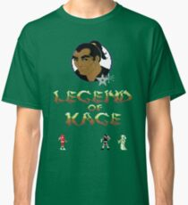Gaming [C64] - Legend of Kage Classic T-Shirt