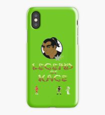 Gaming [C64] - Legend of Kage iPhone Case