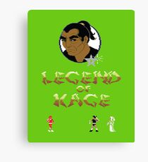 Gaming [C64] - Legend of Kage Canvas Print