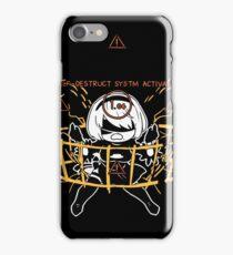 nier automata- 2B Self Destruction iPhone Case/Skin