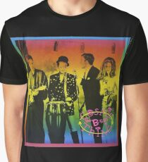 COSMIC THING THE B-52'S Graphic T-Shirt