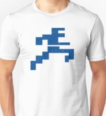 Running Video Game Man Unisex T-Shirt