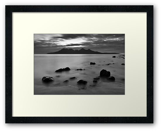 Bay Of Laig by Alex johnson Landscape Photography