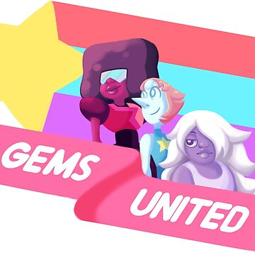 GEMS UNITED - Steven Universe by shounenmangas
