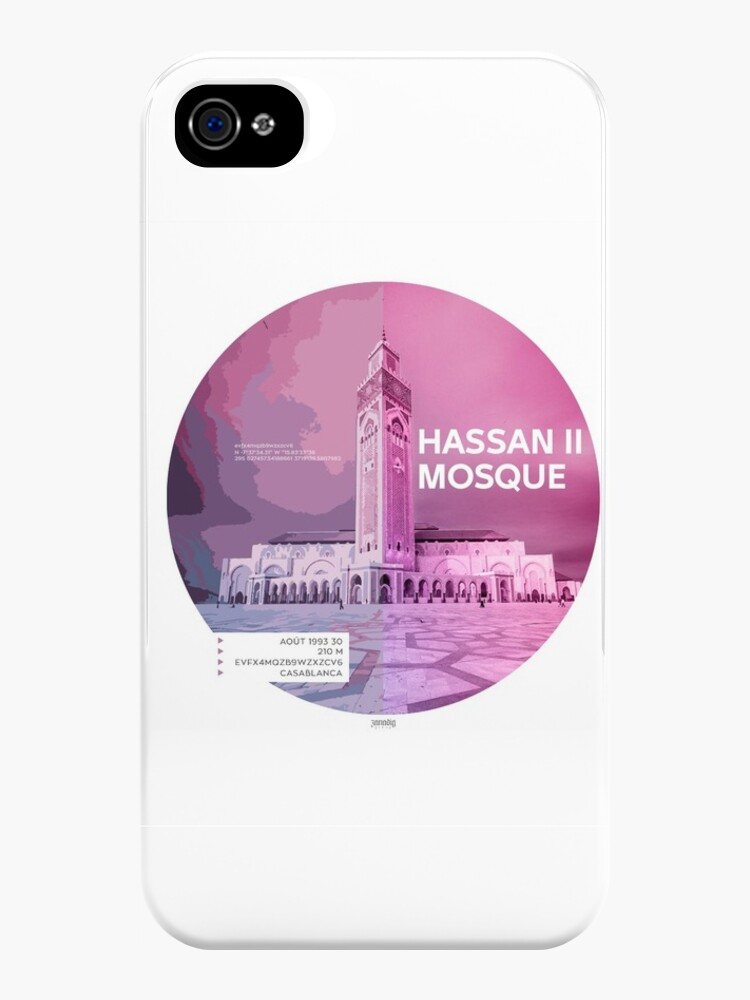 HASSAN II MOSQUE by moadhamouch