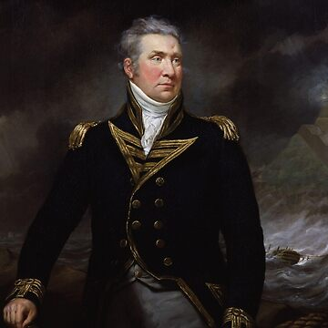 Royal Navy - Admiral Edward Pellew by LordHornblower