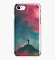 Anxieties Away iPhone Case/Skin