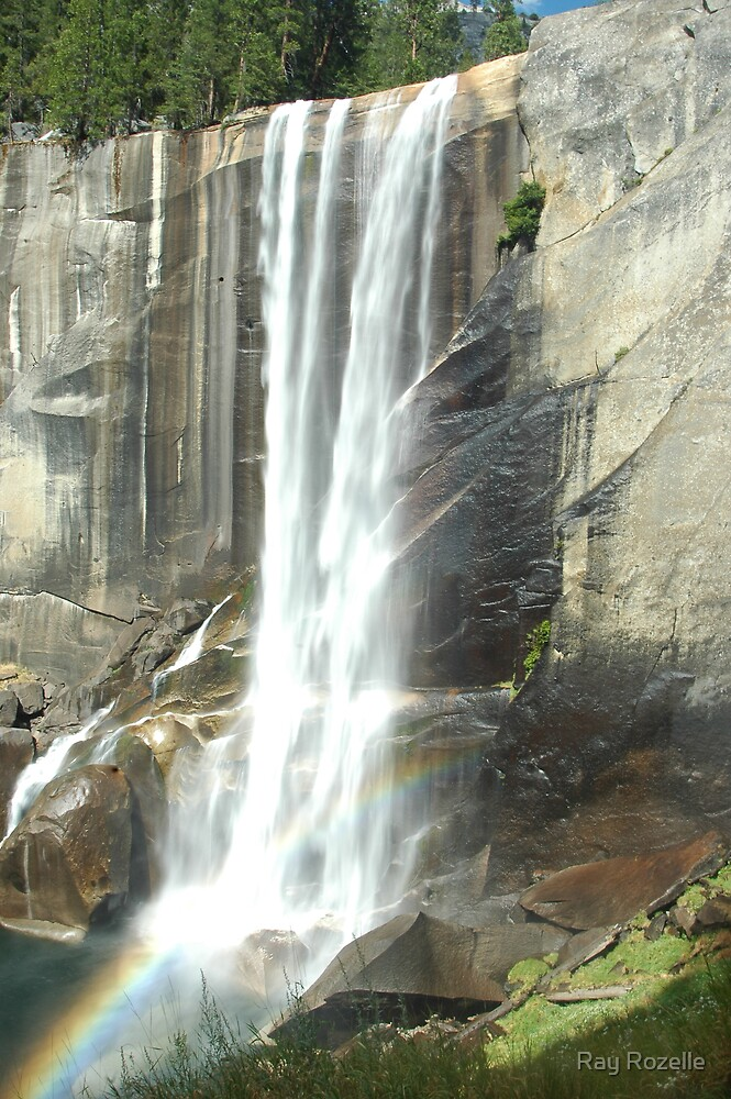 Vernal Falls by Ray Rozelle