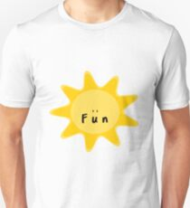 Big Stretch Tooki Fun in the Sun Unisex T-Shirt