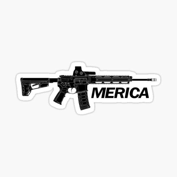 """Steyr hunting rifles Decal white Sticker Fire arms Car Window 4/"""" round USA made"""