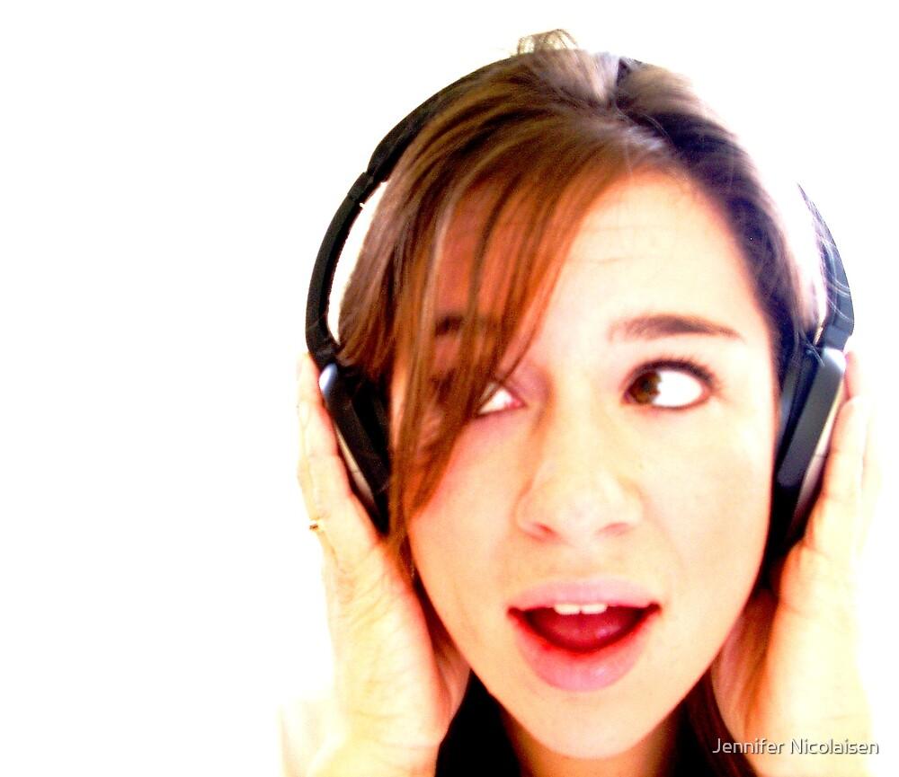 Audio Concussion by Jennifer Nicolaisen