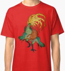 Jinfengopteryx - Golden Phoenix Wing Classic T-Shirt