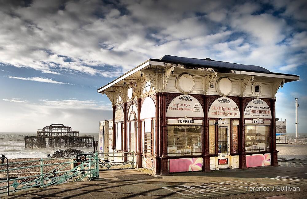 Brighton Rock by Terence J Sullivan