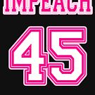 Impeach 45 Pink Team by Thelittlelord