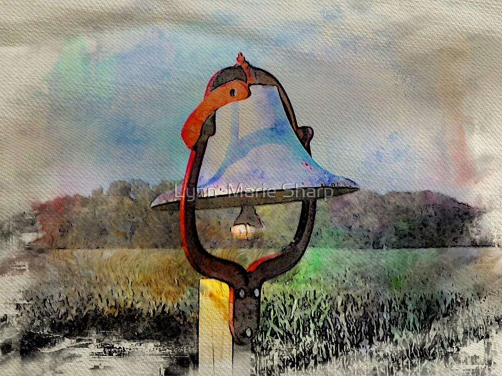The Dinner Bell by Marie Sharp
