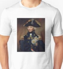 Royal Navy - Admiral Horatio Nelson Unisex T-Shirt