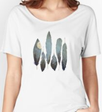 Forest Birds Women's Relaxed Fit T-Shirt