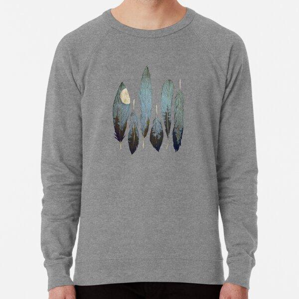 Forest Birds Lightweight Sweatshirt